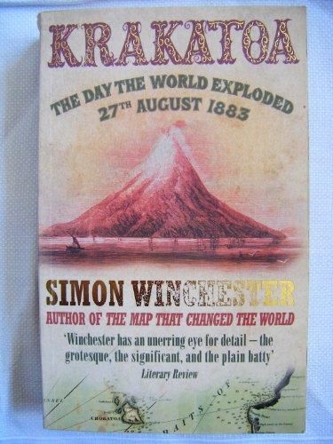 KRAKATOA: THE DAY THE WORLD EXPLODED, 27: SIMON WINCHESTER