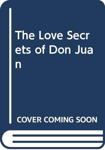 9780670914401: The Love Secrets of Don Juan