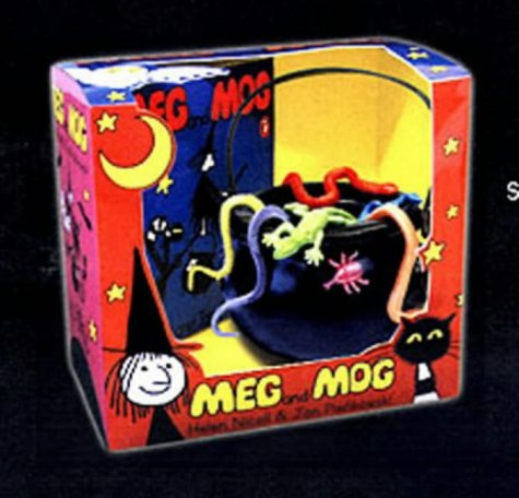 9780670914753: Meg and Mog Book & Cauldron Pack (Book & Toy)