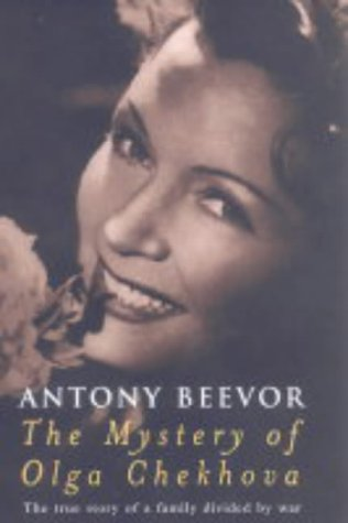 The Mystery of Olga Chekhova: VERY FINE: Antony Beevor