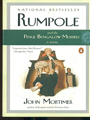 9780670915811: Rumpole and the Penge Bungalow Murders