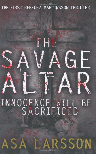9780670916146: The Savage Altar