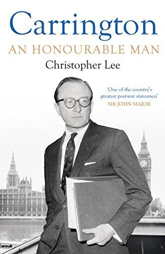 9780670916467: Carrington: An Honourable Man