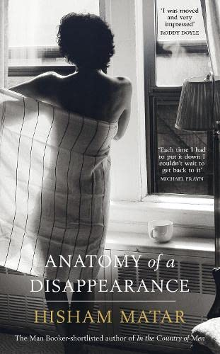 Anatomy of a Disappearance. { SIGNED & DATED in YEAR of PUBLICATION.}. { FIRST U.K. EDITION/ FIRS...
