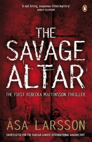 9780670916863: The Savage Altar