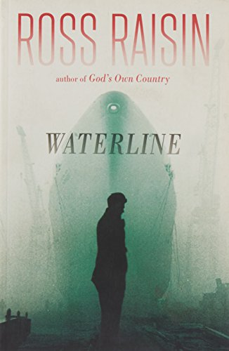 Waterline-SIGNED FIRST PRINTING: Raisin, Ross