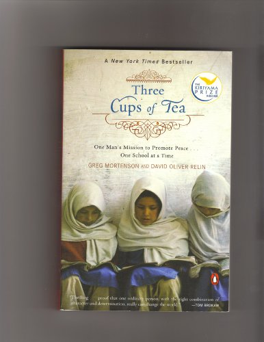 9780670917426: Three Cups of Tea: One Man's Mission to Promote Peace... One School at a Time