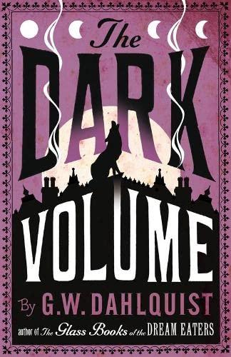 9780670917563: The Dark Volume