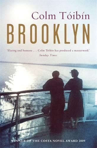 Brooklyn-SIGNED FIRST PRINTING: Toibin, Colm