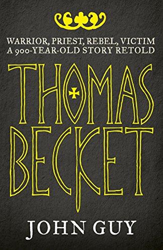 9780670918461: Thomas Becket: Warrior, Priest, Rebel, Victim. John Guy