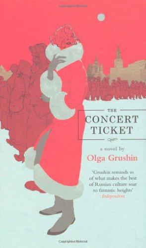9780670918485: The Concert Ticket
