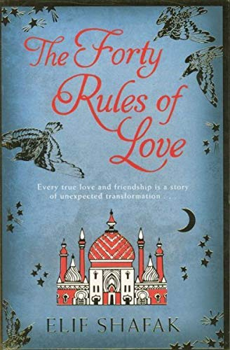9780670918805: The Forty Rules of Love: A Novel of Rumi