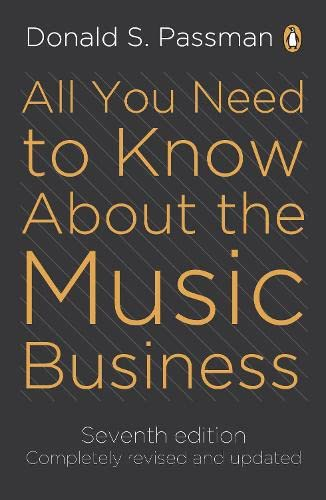 9780670918867: All You Need To Know About The Music Business: Eighth edition