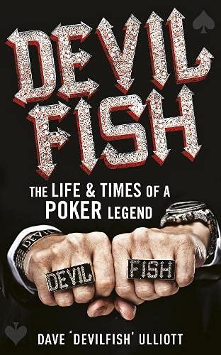 9780670918898: Devilfish: The Life & Times of a Poker Legend