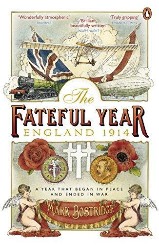 9780670919222: The Fateful Year: England 1914