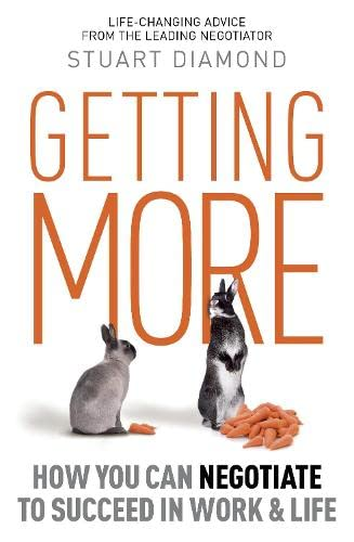 9780670919239: Getting More: How You Can Negotiate to Succeed in Work & Life