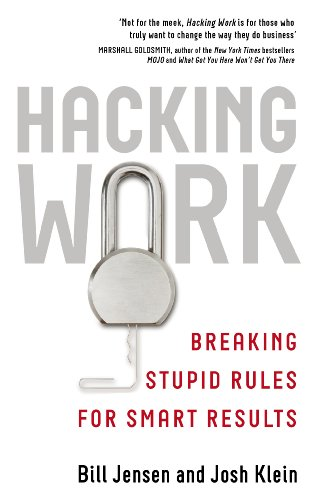 9780670919505: Hacking Work: Breaking Stupid Rules for Smart Results
