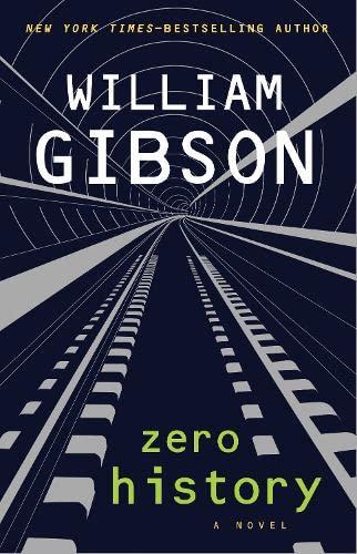 9780670919543: Zero History
