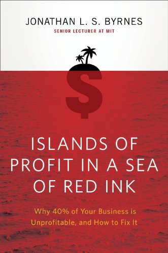 9780670919567: Islands of Profit in a Sea of Red Ink: Why 40% of Your Business Is Unprofitable, and How to Fix It