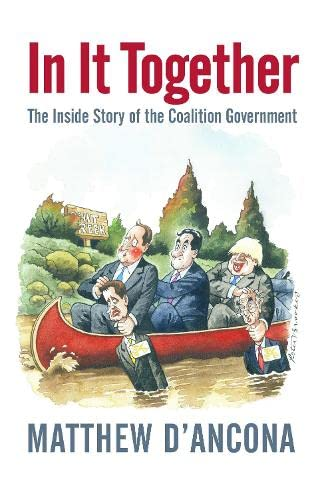 9780670919932: In It Together: The Inside Story of the Coalition Government