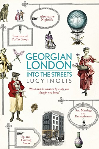 9780670920136: Georgian London: Into the Streets
