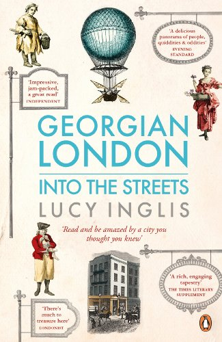 9780670920143: Georgian London: Into the Streets