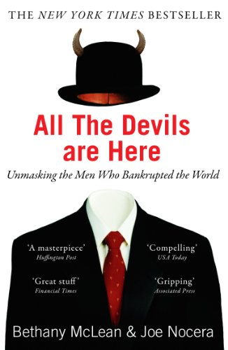 9780670920365: All the Devils Are Here: The Hidden History of the Financial Crisis. Bethany McLean and Joe Nocera