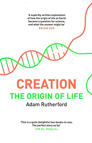 9780670920464: Creation: The Origin of Life / The Future of Life
