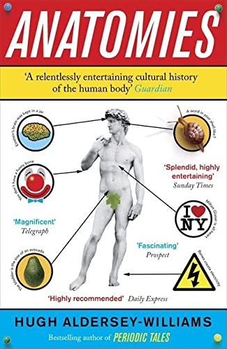 9780670920723: Anatomies: The Human Body Its Parts And The Stories They Tell