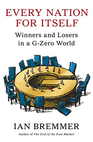 9780670921041: Every Nation for Itself: Winners and Losers in A G-Zero World