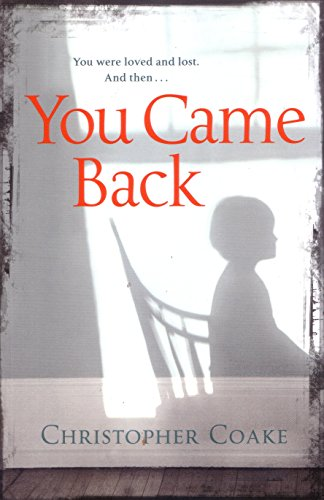 9780670921256: You Came Back