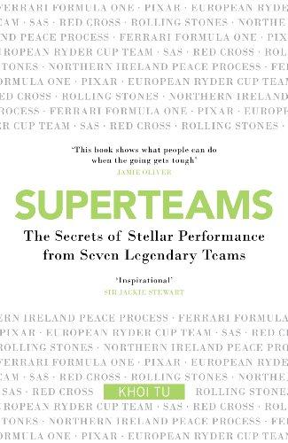 9780670921485: Superteams: The Secrets of Stellar Performance from Seven Legendary Teams