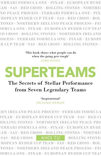 9780670921492: Superteams