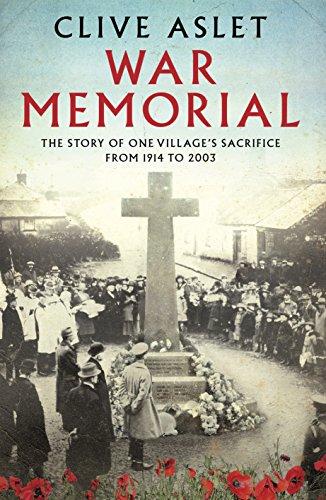9780670921539: The War Memorial