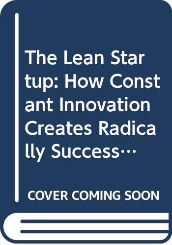 9780670921614: Lean Startup the