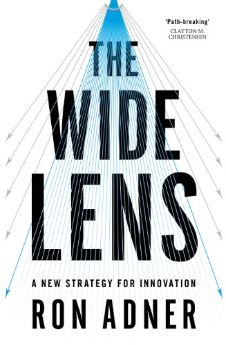 9780670921683: The Wide Lens: A New Strategy for Innovation