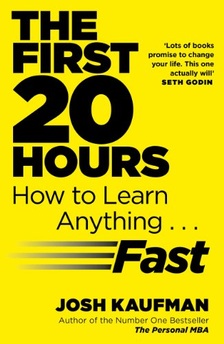 9780670921928: The First 20 Hours: How to Learn Anything ... Fast