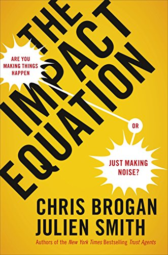 9780670921942: The Impact Equation: Are You Making Things Happen or Just Making Noise?