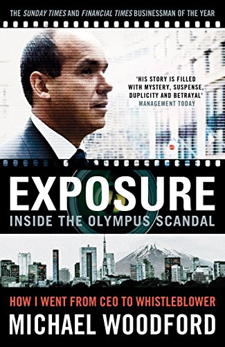 9780670922222: Exposure: From President to Whistleblower at Olympus