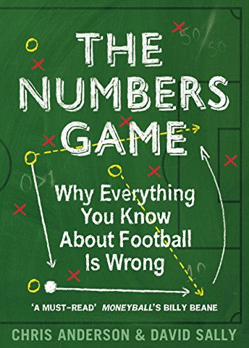 9780670922246: The Numbers Game: Why Everything You Know About Football is Wrong
