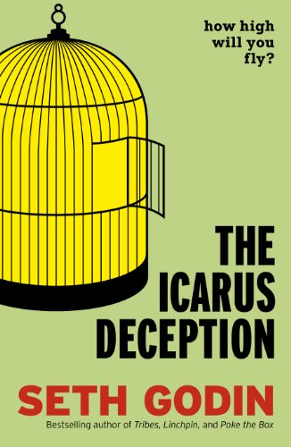 9780670922925: Icarus Deception How High Will You Fly?