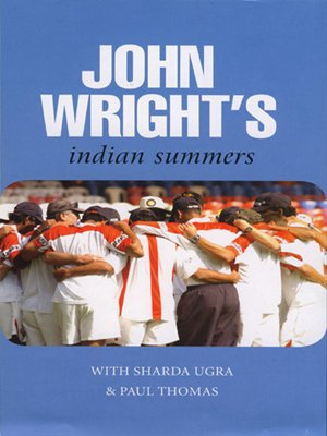9780670999279: John Wright's Indian Summers