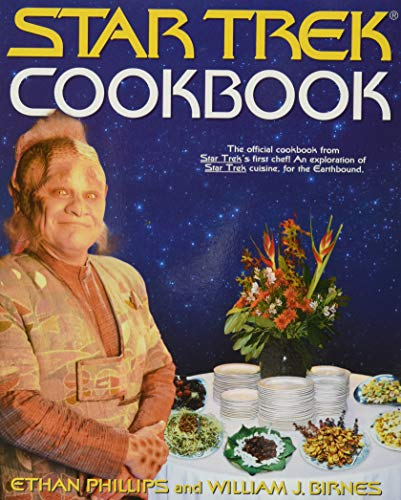 9780671000226: Star Trek Cookbook