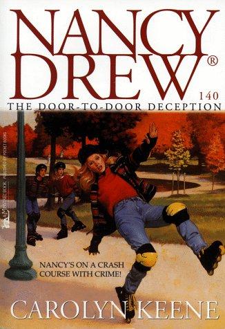 9780671000530: The DOOR TO DOOR DECEPTION NANCY DREW 140