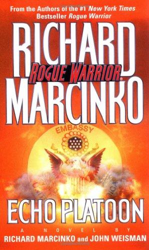 9780671000745: Echo Platoon (Rogue Warrior)