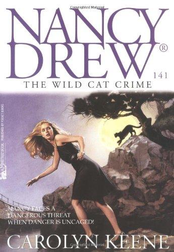 9780671001209: The Wild Cat Crime (Nancy Drew Digest #141)