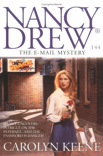 9780671001216: The E-Mail Mystery (Nancy Drew Digest #144)
