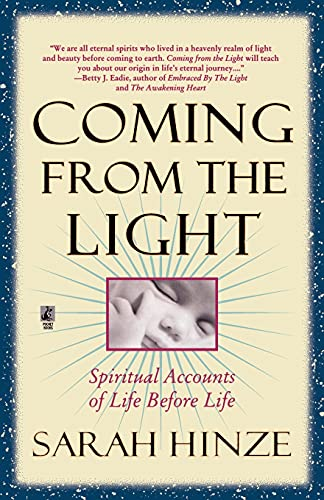 Coming From The Light: Hinze, Sarah