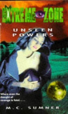 9780671002435: Unseen Powers: Extreme Zone 3