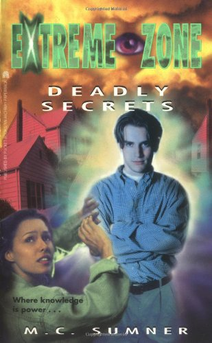 9780671002442: Deadly Secrets the Extreme Zone 4